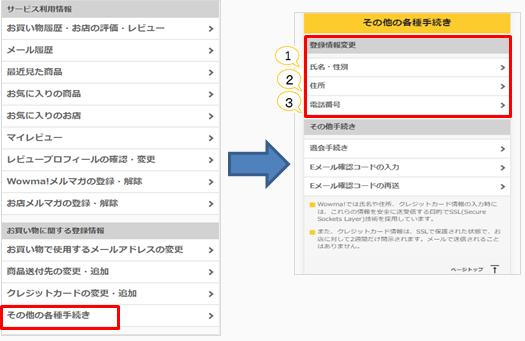 登録情報を確認変更したい1.png